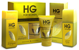 HG Shampoo & Hair Tonic For Women